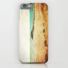 Beach in southern France - summer memories iPhone 6s Slim Case