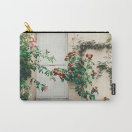 Roses in Giverny, France Monet's Garden Carry-All Pouch