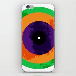 Vinyls Eye II iPhone Skin