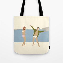 MOONRISE KINGDOM COVE Tote Bag