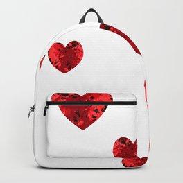 Hearty heart hearts Backpack