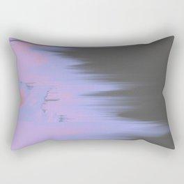 A Little too Late Rectangular Pillow