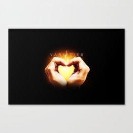 of love Canvas Print