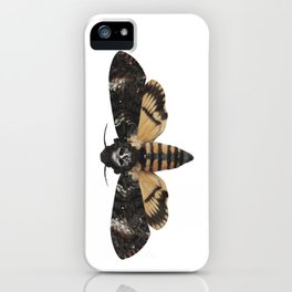 Moth of life iPhone Case