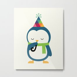 Everyday Birthday Metal Print