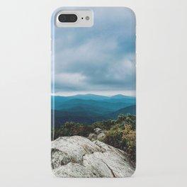 Blue Ridge Mountain Song iPhone Case