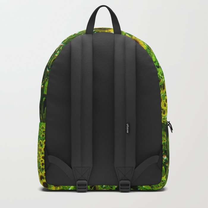 Field of Sunflowers Backpack