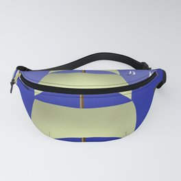 May against the Tide - shoes stories Fanny Pack