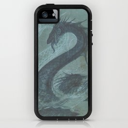 Hunting the Serpent - Book Cover iPhone Case