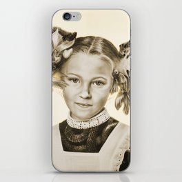 Childhood Pets iPhone Skin