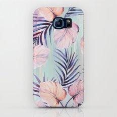 Pastel powder palms Slim Case Galaxy S8