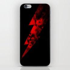 Lightning Chase iPhone & iPod Skin