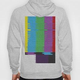color tv bar#glitch#effect Hoody