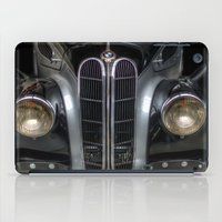 bmw iPad Cases featuring Old BMW by Cozmic Photos