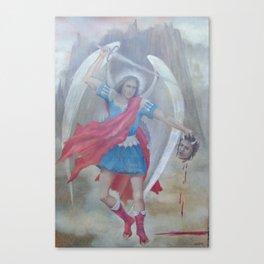 Art Prints San Miguel,New Mexico Canvas Print