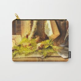 Living Book Carry-All Pouch