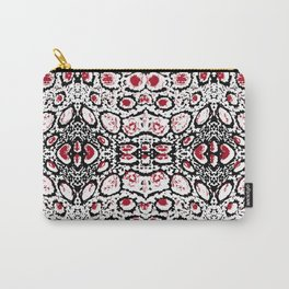 Perentie C by Chrissy Wild Carry-All Pouch