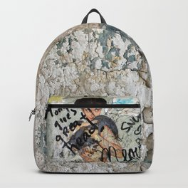 White Decay IV Backpack