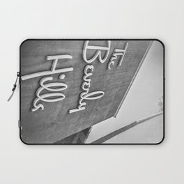 The Beverly Hills Hotel Laptop Sleeve