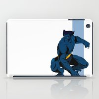 beast iPad Cases featuring Beast by Andrew Formosa