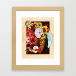 Fertility Rite Framed Art Print