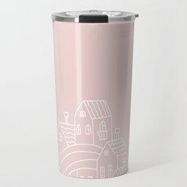 The Town Travel Mug