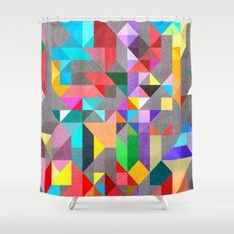 Spectre60 Shower Curtain