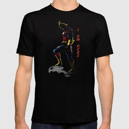 All Might Hero Pose T-shirt
