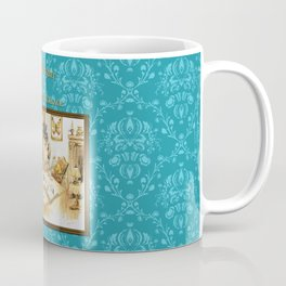 Sherlock Ferret and the Missing Necklace (cover) Coffee Mug