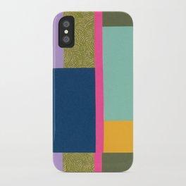 Bauhaus Revisited iPhone Case