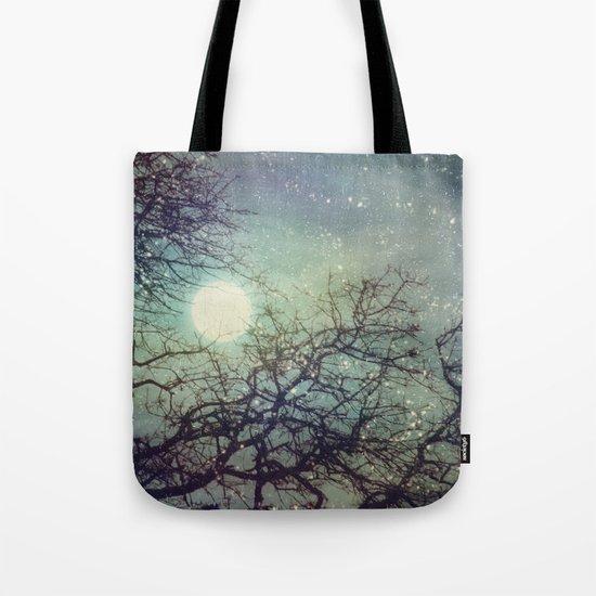 Winter Eve Tote Bag