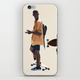 Adonis Bosso Looks iPhone Skin