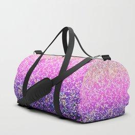 Glitter Graphic Background G104 Duffle Bag