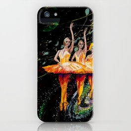 When the stars come out remix iPhone Case