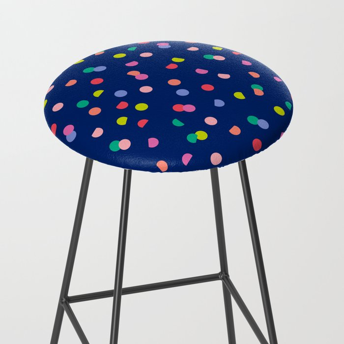 Colourpop Confetti Bar Stool
