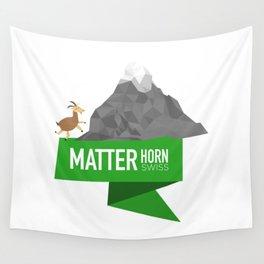 Matterhorn | Swiss Creation Wall Tapestry