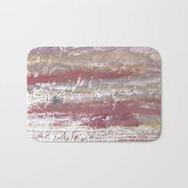 Marble abstract Bath Mat