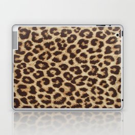 Leopard Print Laptop & iPad Skin