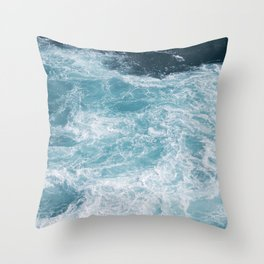 Bahamas Cruise Series 115 Throw Pillow
