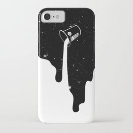 The Big Spill iPhone Case