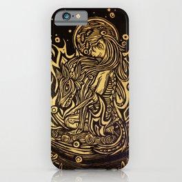 La Loba iPhone Case