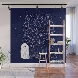 Ghosties Wall Mural