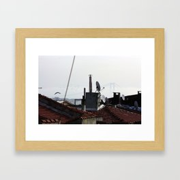 Quintessence of Istanbul Framed Art Print