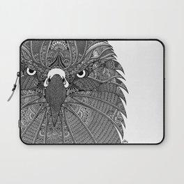 GinaMirandArt-Eagle Totem Laptop Sleeve