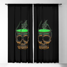 Black Magic Blackout Curtain