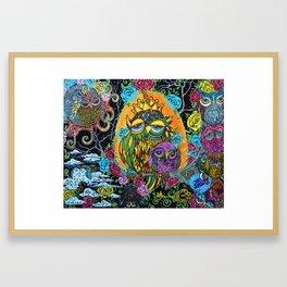 Wisdom Tree Framed Art Print