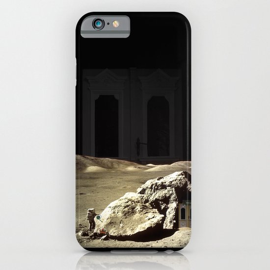 Space is deep iPhone & iPod Case