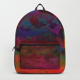 Clouds over Miami Backpack