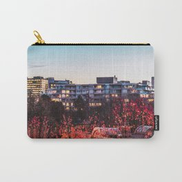 Natural IR Leaves Carry-All Pouch