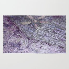 Purple-Starfish Rug